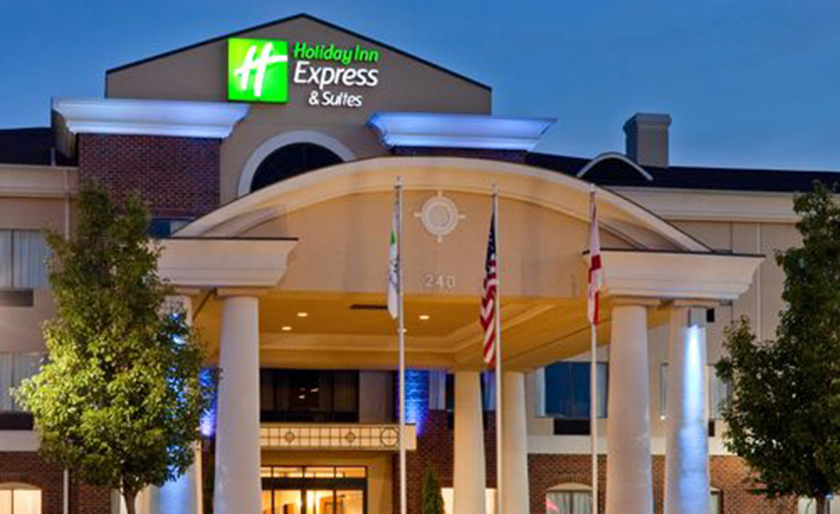 holiday inn pell city alabama